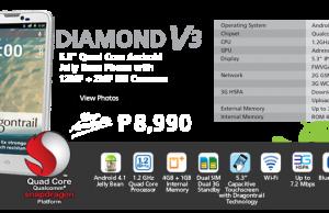 Starmobile Diamond V3