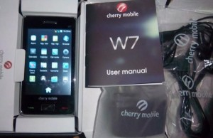 Cherry Mobile W7