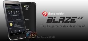 Cherry Mobile Blaze 2.0