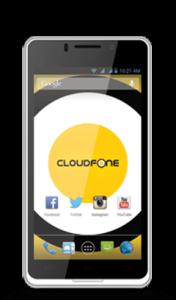 Cloudfone Thrill 450q
